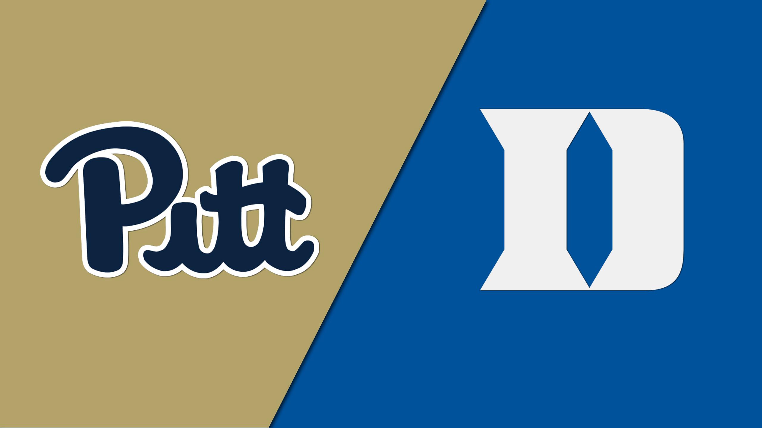 Pittsburgh vs. Duke