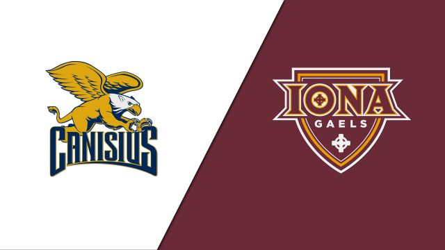 Canisius vs. Iona (W Soccer)