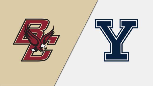 Court 8-Boston College vs. Yale