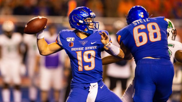 Sat, 9/14 - Portland State vs. #22 Boise State (Football)