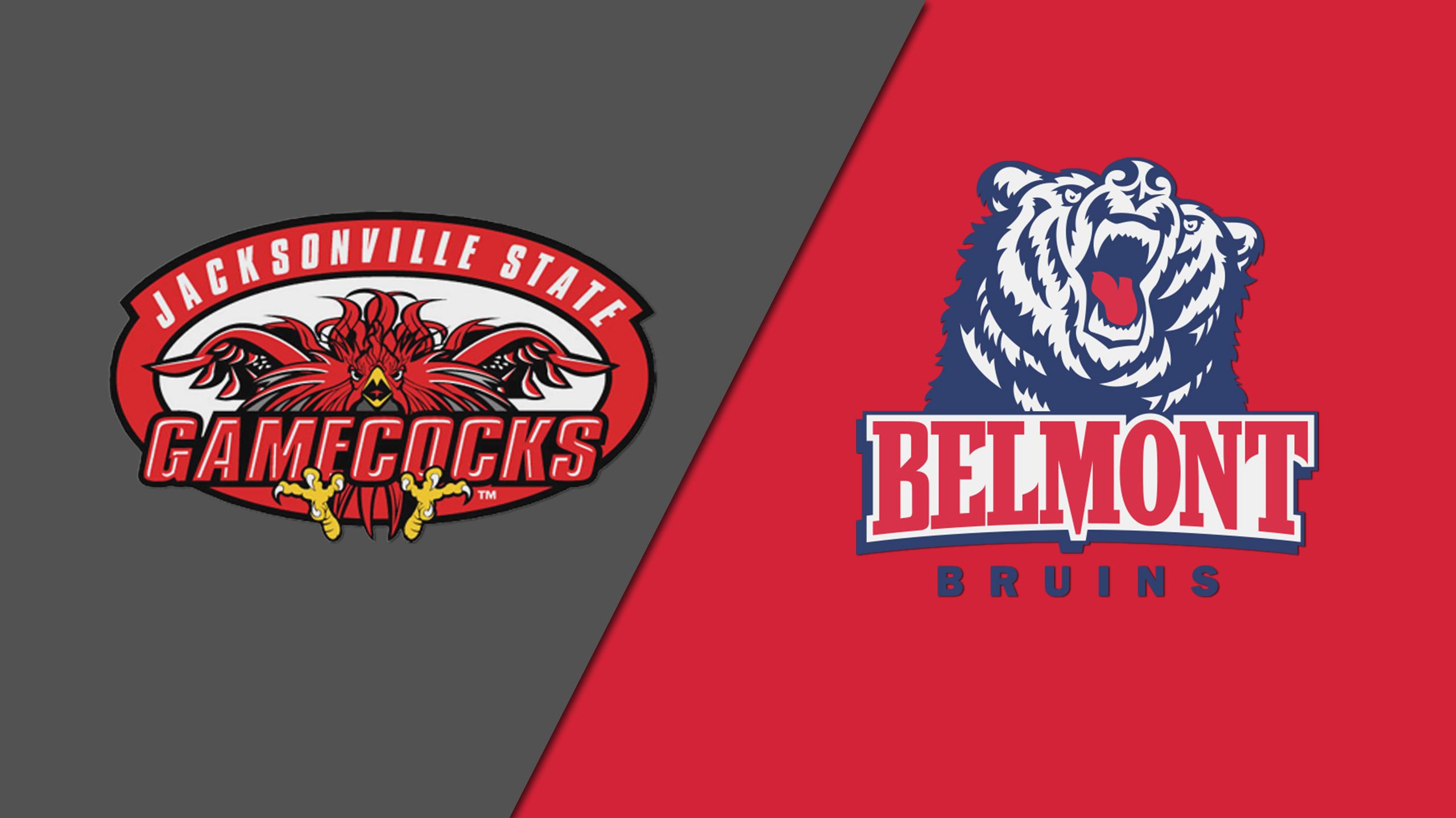 Jacksonville State vs. Belmont (M Basketball)