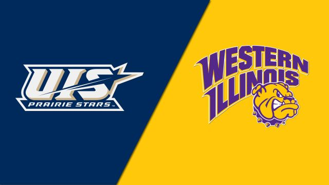 Illinois-Springfield vs. Western Illinois (W Basketball)