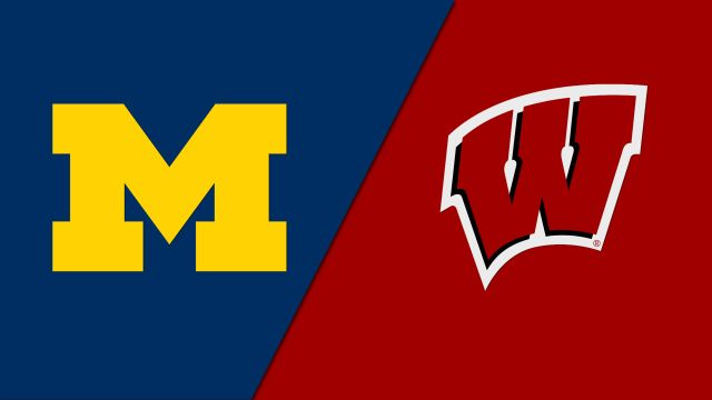 Michigan Wolverines vs. Wisconsin Badgers (ESPN Classic Football)