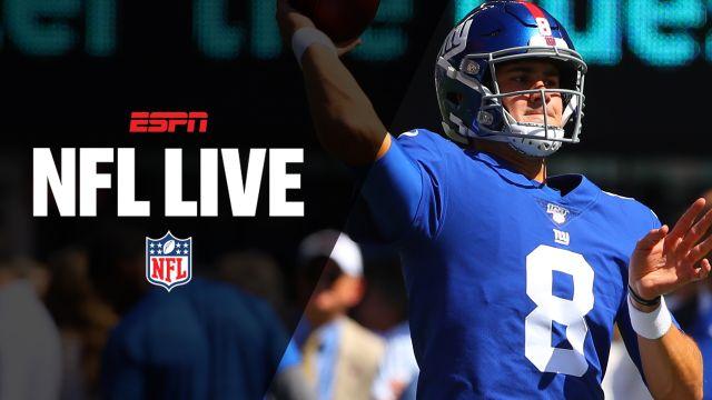 Tue, 9/17 - NFL Live