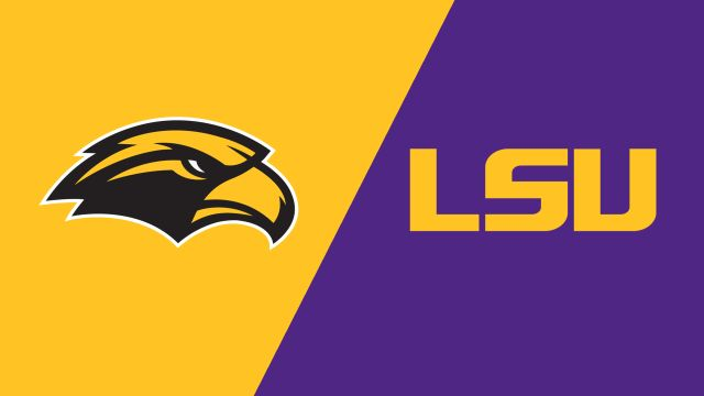 Southern Mississippi vs. LSU (W Volleyball)