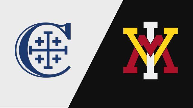 Christendom College vs. VMI (M Basketball)