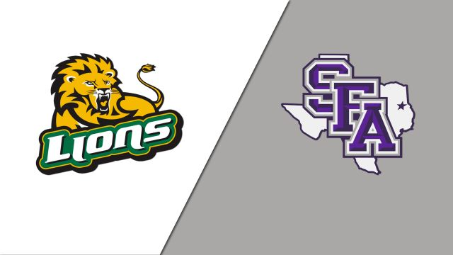 Southeastern Louisiana vs. Stephen F. Austin (W Volleyball)