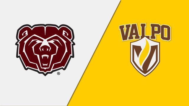 Missouri State vs. Valparaiso (M Soccer)