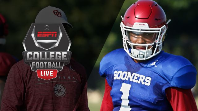 Tue, 8/20 - College Football Live Presented by Mercedes-Benz