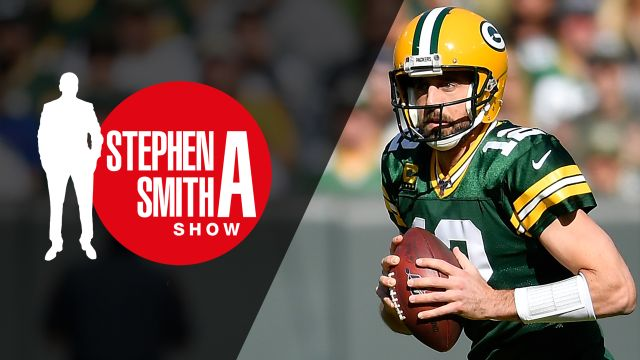 Mon, 10/21 - The Stephen A. Smith Show Presented by Progressive