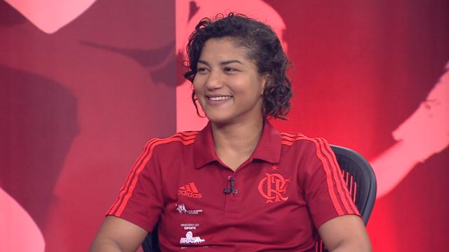 Olhar espnW - Sarah Menezes, medalhista de ouro nas Olimpíadas de Londres