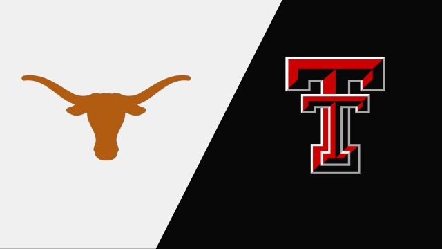 Texas vs. Texas Tech (Football)