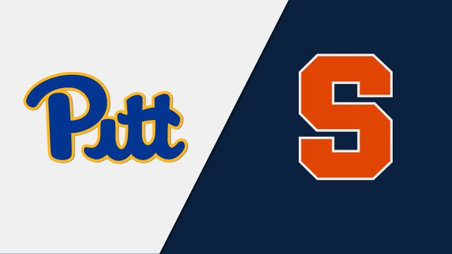 Pittsburgh vs. Syracuse (M Basketball)