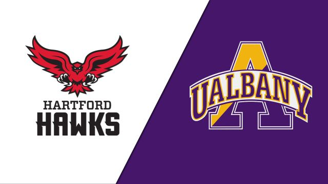 Hartford vs. Albany (M Basketball)