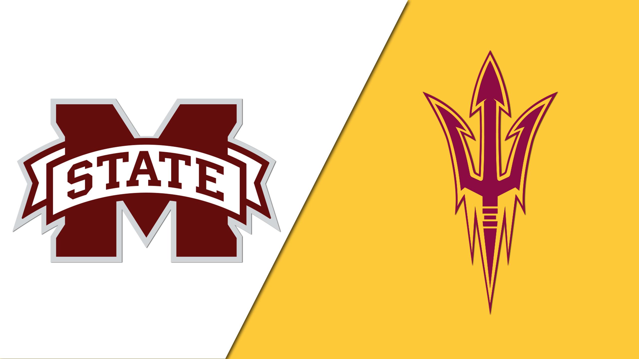 #15 Mississippi State vs. Arizona State (Semifinal #2) (MGM Resorts Main Event)