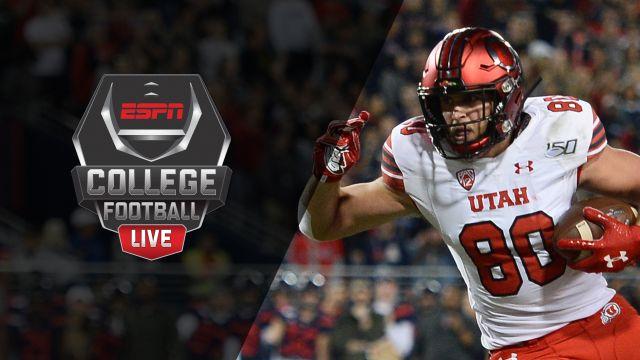 Fri, 12/6 - College Football Live Presented by Mazda