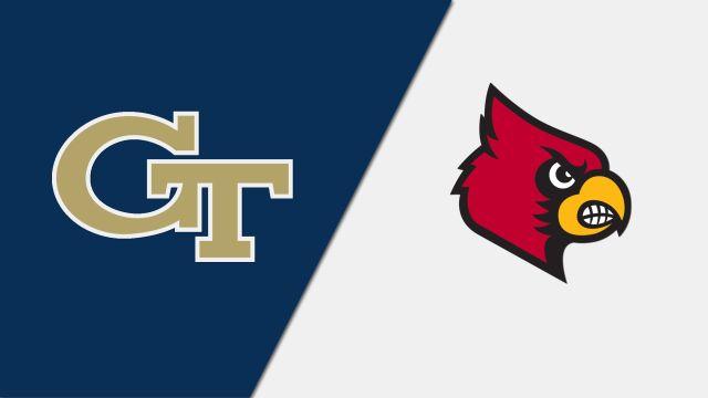 Georgia Tech vs. #7 Louisville (Baseball)