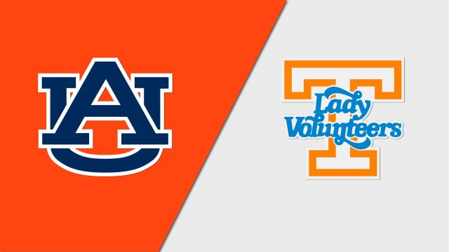 Auburn vs. Tennessee (W Volleyball)