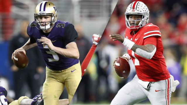 Washington vs. Ohio State