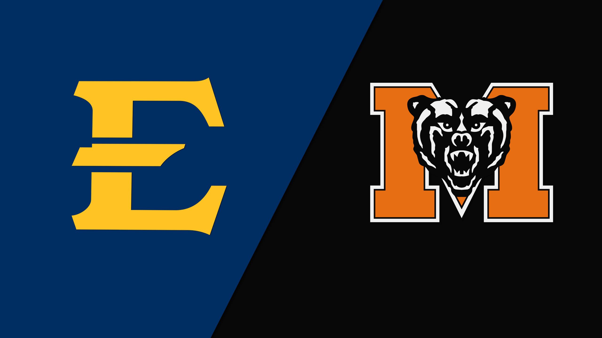 East Tennessee State vs. Mercer (Football)