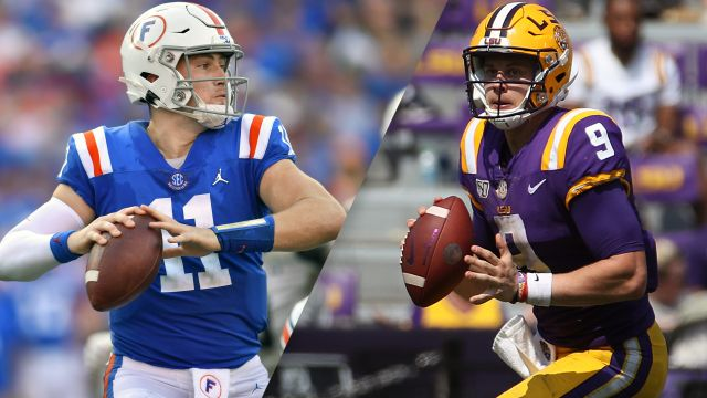 Sat, 10/12 - #7 Florida vs. #5 LSU (Football)