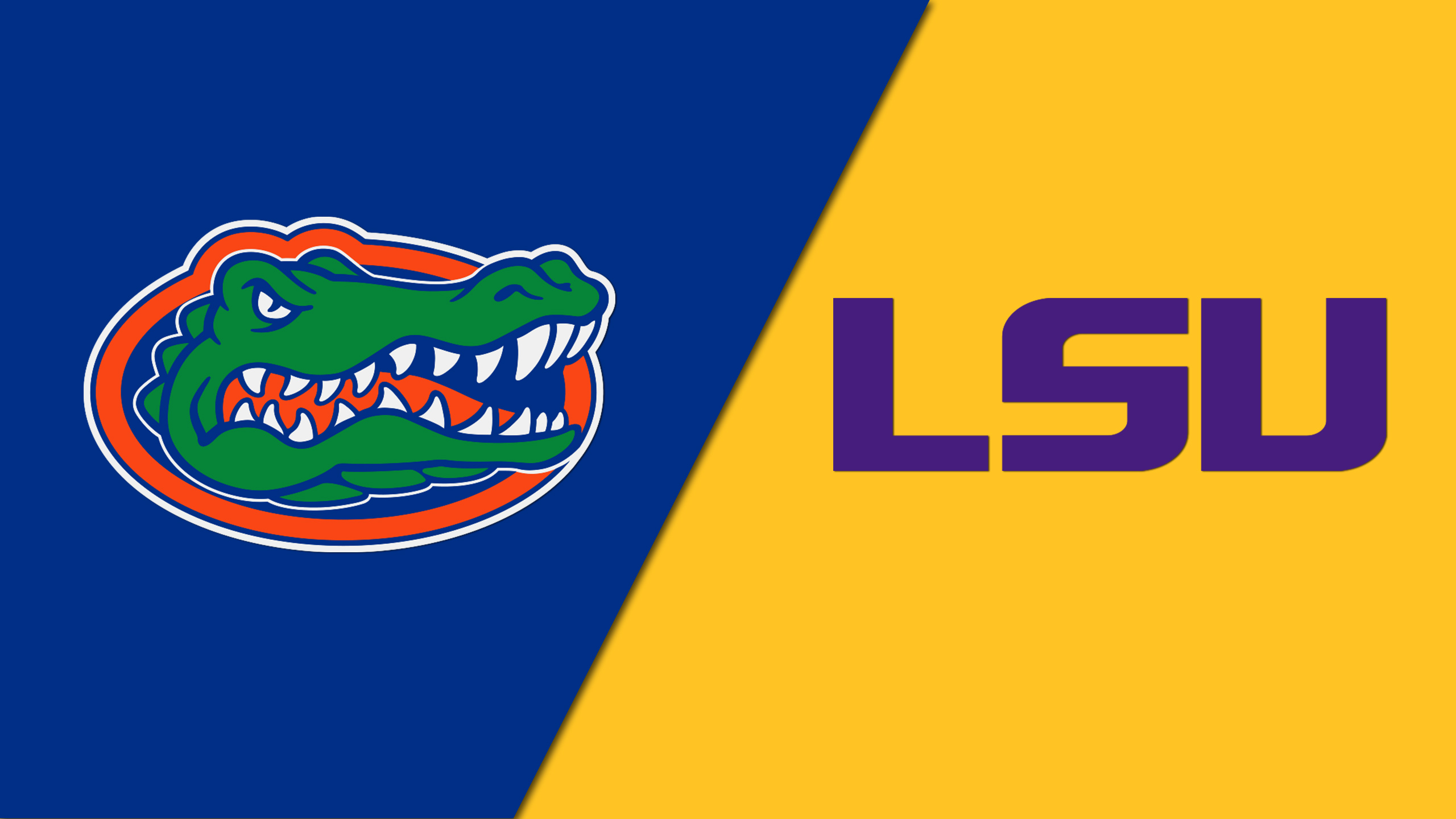 Florida vs. LSU