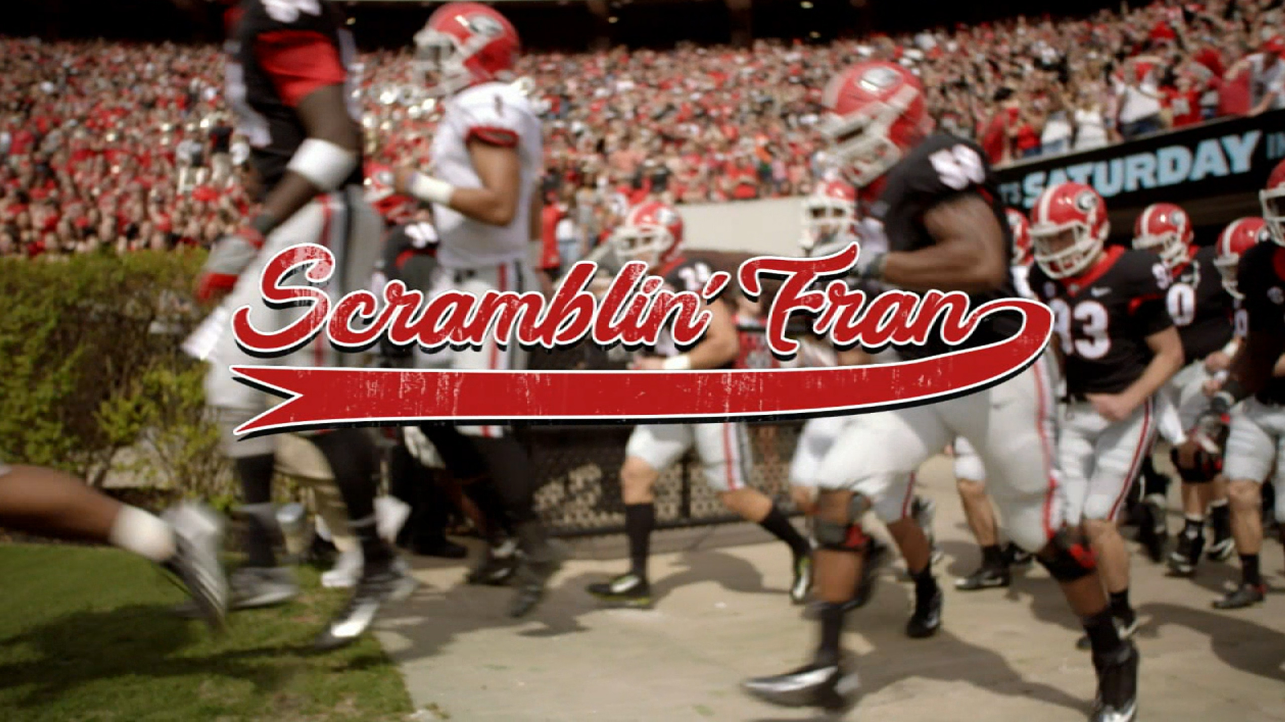 SEC Storied: Scramblin' Fran Presented by Regions Bank