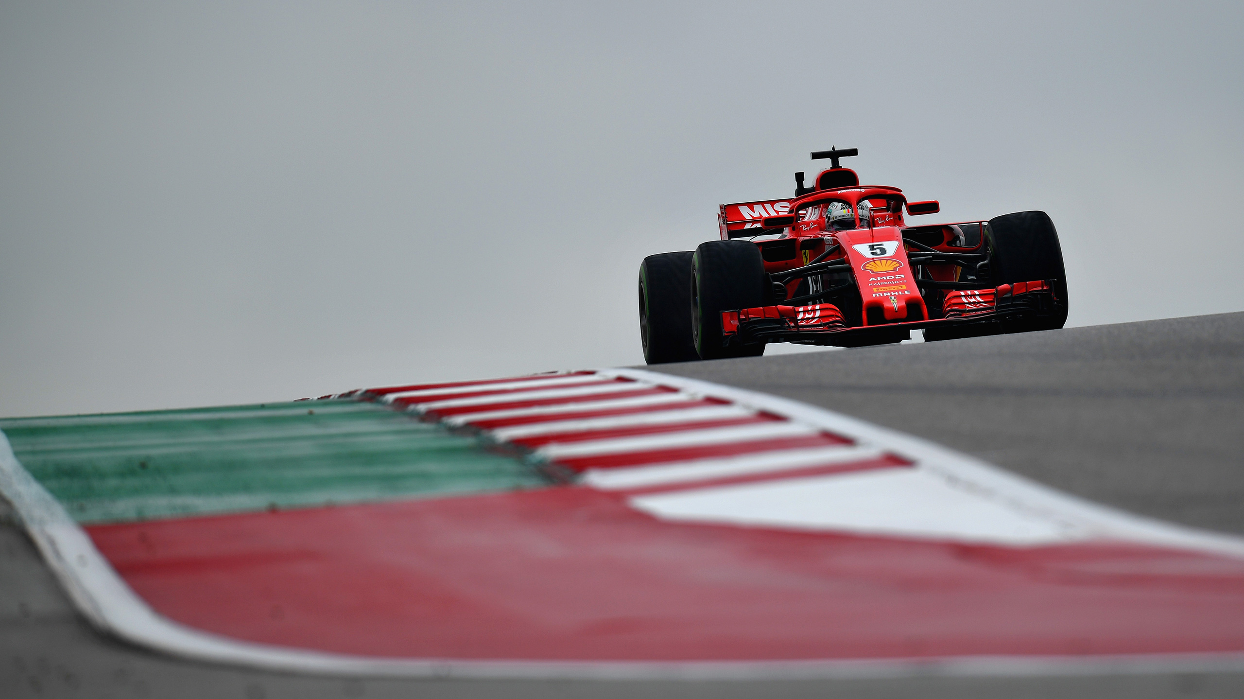 Formula 1 United States Grand Prix Practice 2