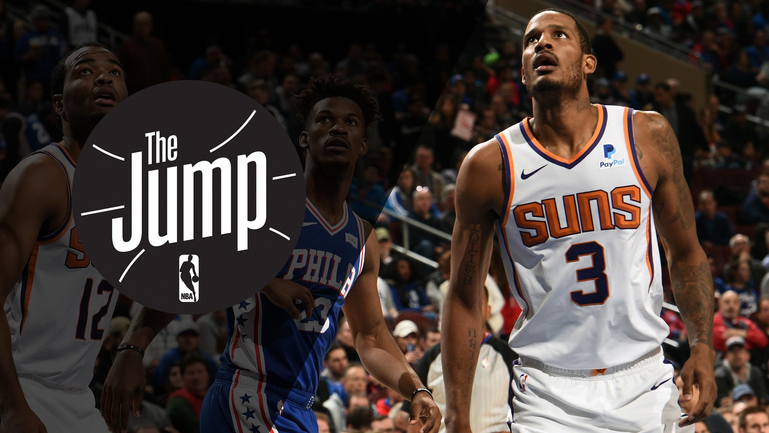 Mon, 12/17 - NBA: The Jump