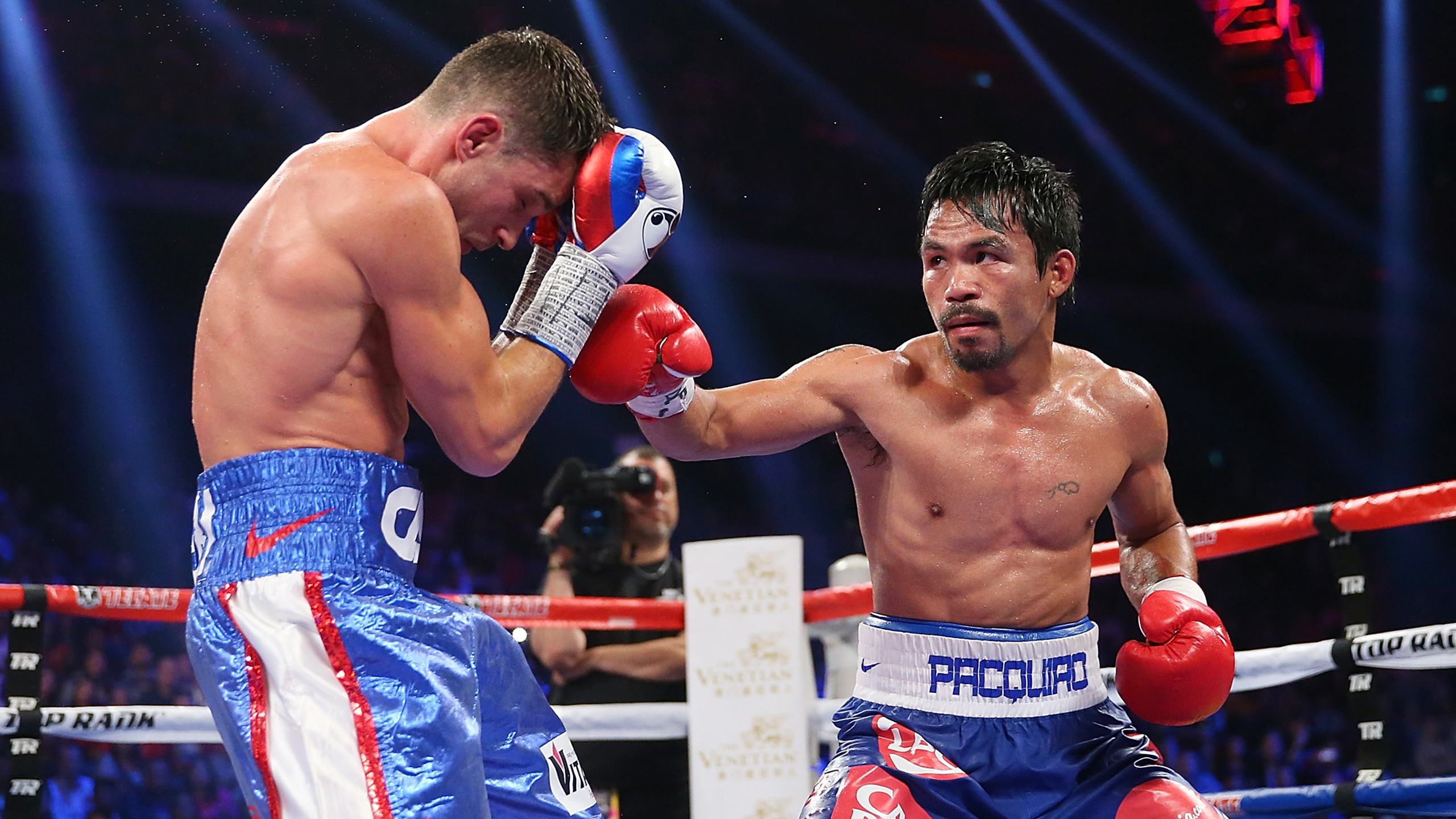 Top Rank Classic Fights: Manny Pacquiao vs. Chris Algieri