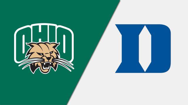 Ohio vs. Duke (Field Hockey)