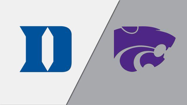 Duke vs. Kansas State (Championship) (CBE Classic)