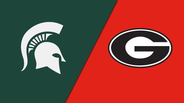 Michigan State vs. Georgia (Bowl Game)