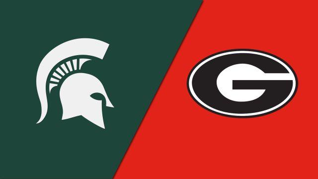 Michigan State vs. Georgia (Bowl Game)