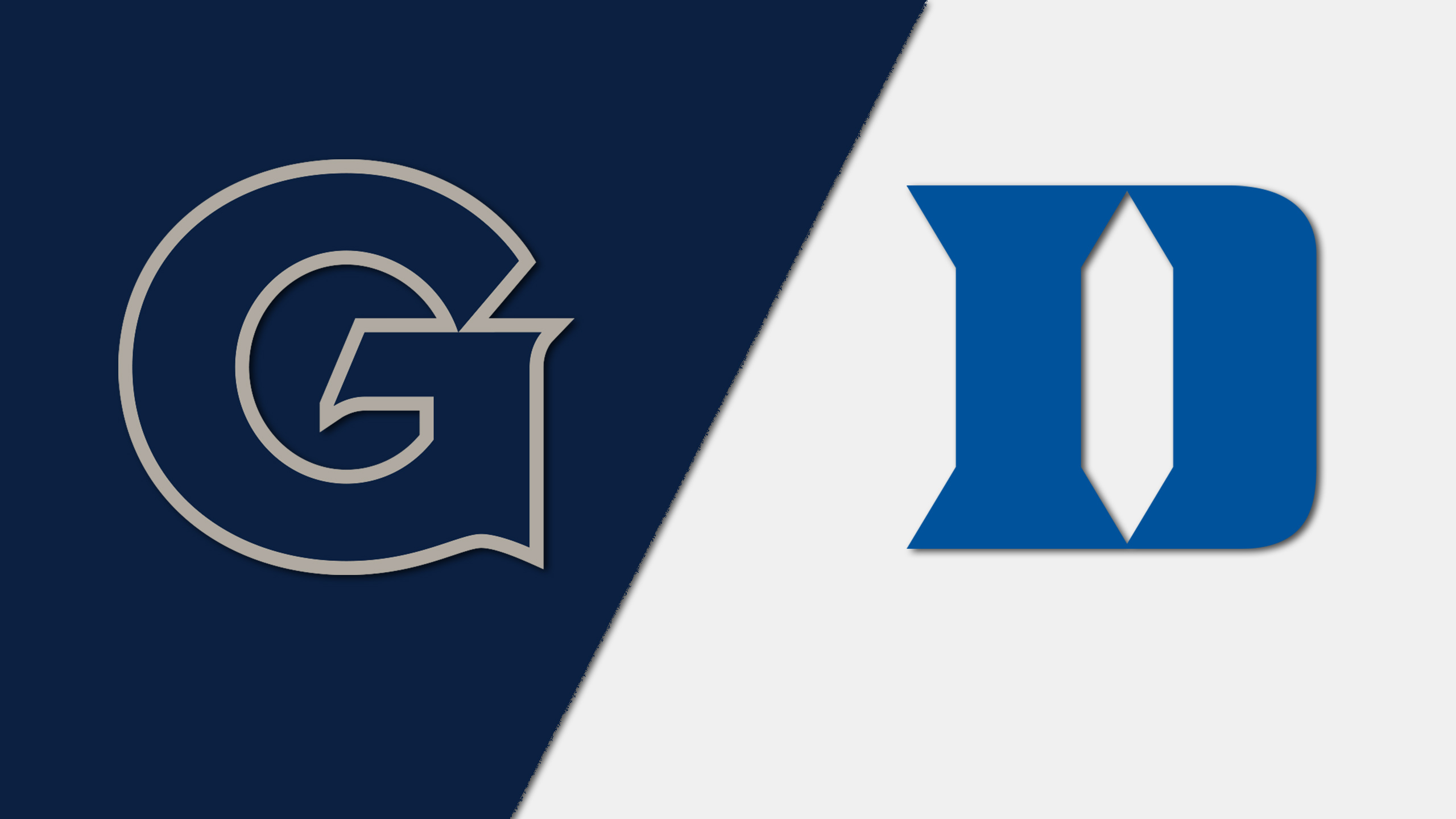 Georgetown vs. #9 Duke (M Soccer)