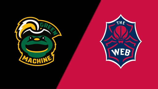 Green Machine (George Mason) vs. The Web (Richmond) (Regional Round)