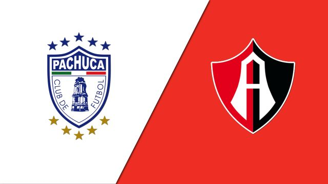 Sat, 8/24 - In Spanish-Tuzos del Pachuca vs. Club Atlas de Guadalajara (Jornada 6) (Liga MX)