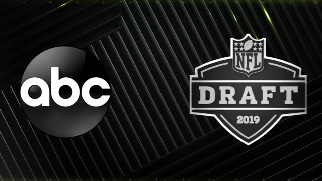 2019 NFL Draft on ABC (Rounds 2-3)