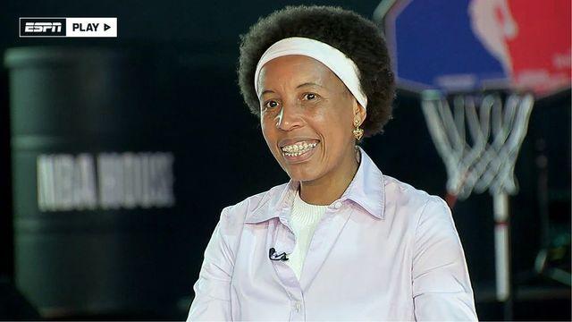 Olhar espnW - 12/06 - Janeth, campeã mundial em 1994 e vencedora de duas medalhas olímpicas