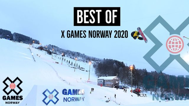 World of X: Best of X Games Norway 2020 Part 1