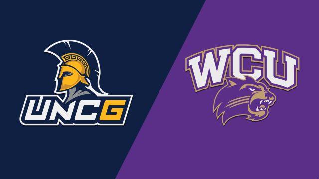UNC Greensboro vs. Western Carolina (W Basketball)