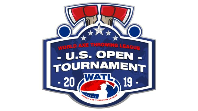 Sun, 8/25 - World Axe Throwing League: 2019 U.S. Open Tournament