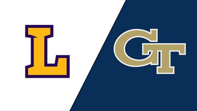 Lipscomb vs. Georgia Tech (W Volleyball)