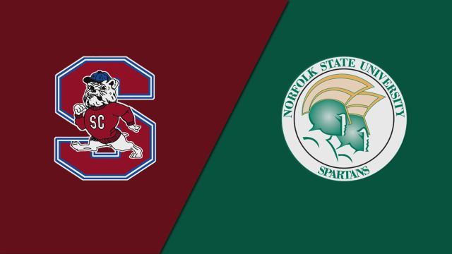 South Carolina State vs. Norfolk State (Football)