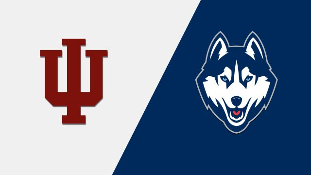 Tue, 12/10 - Indiana vs. UConn (M Basketball)