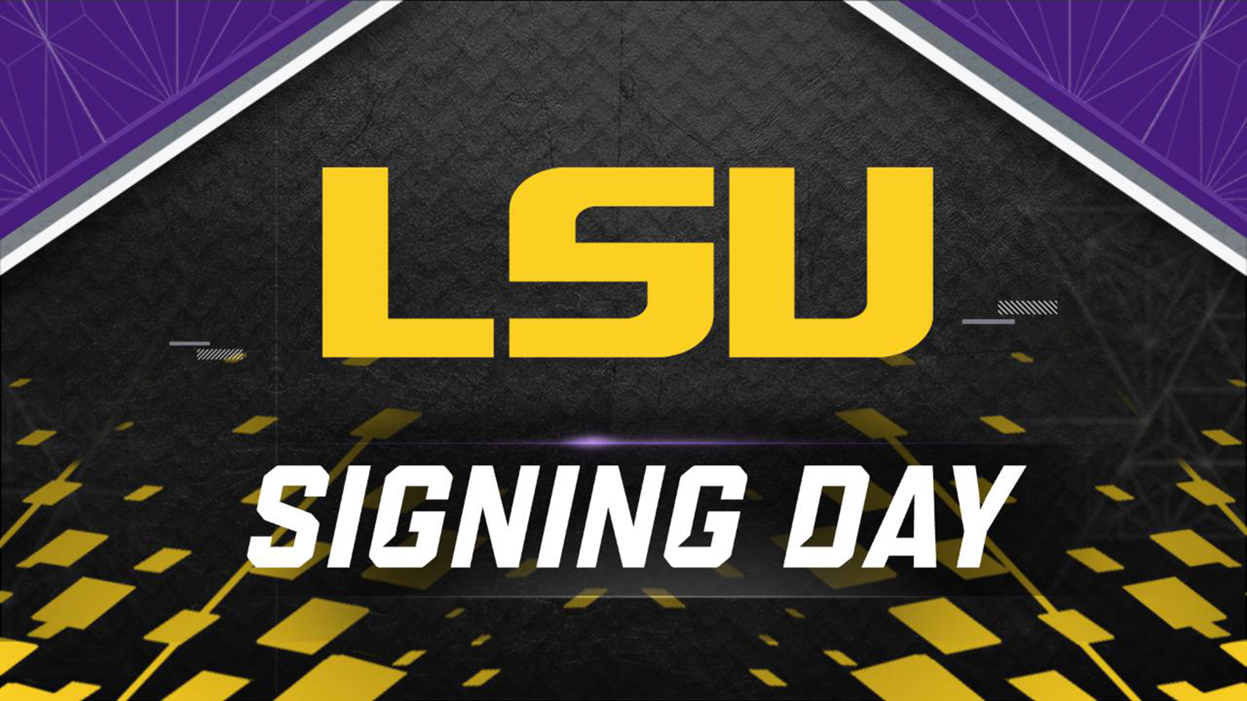 LSU National Signing Day Press Conference