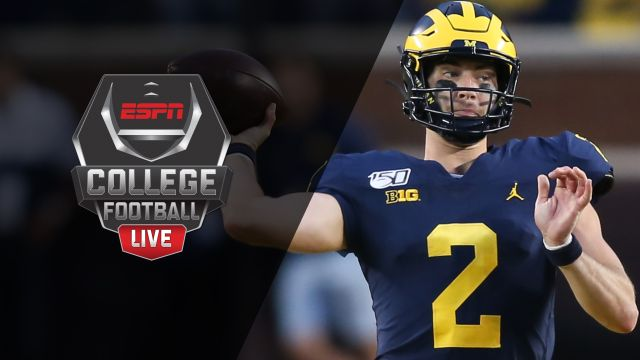 Tue, 9/17 - College Football Live