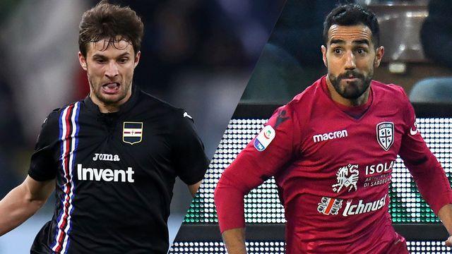 Sampdoria vs. Cagliari