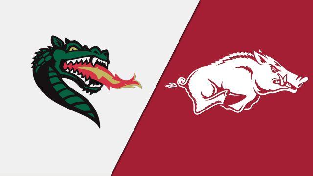 UAB vs. Arkansas (Second Round) (Women's NIT)