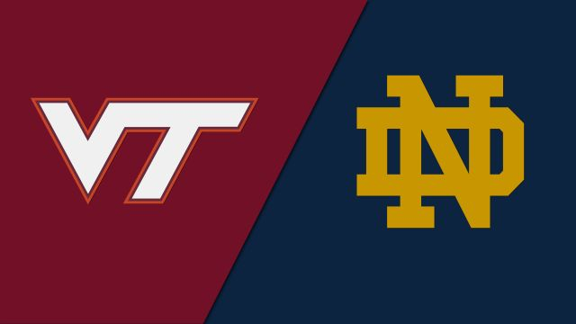 Virginia Tech vs. Notre Dame (W Basketball)
